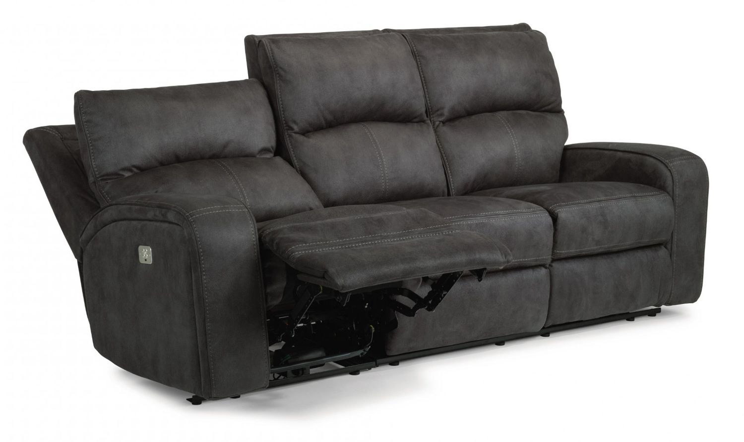 Flexsteel Rhapsody Reclining Sofa 1150 62PH 136 04