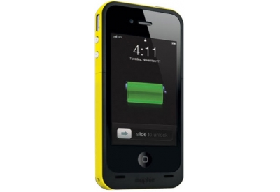mophie - 1163_JPP-IP4-YLW - Cellular Carrying Cases & Holsters