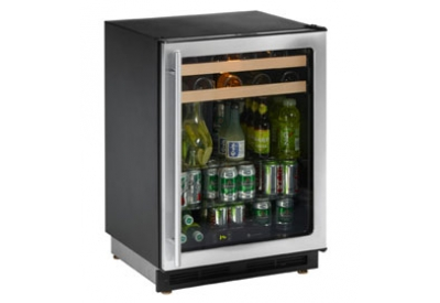 U-Line - 1175BEVSSHR - Wine Refrigerators and Beverage Centers