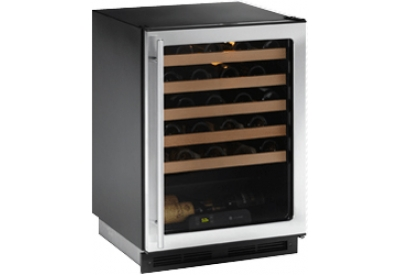 U-Line - 1175WC LEFT - Wine Refrigerators and Beverage Centers