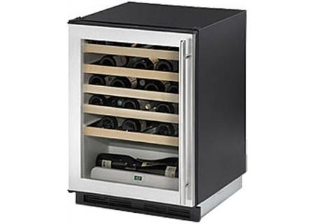 U-Line - 1175WCSSHL - Wine Refrigerators and Beverage Centers
