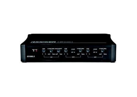 Kicker - IX1000.5 - Car Audio Amplifiers