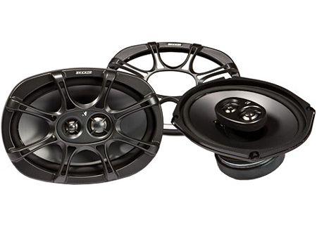 Kicker - KS693 - 6 x 9 Inch Car Speakers
