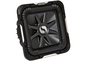 Kicker - 11S12L74 - Car Subwoofers