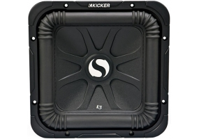 Kicker - 11S15L34 - Car Subwoofers
