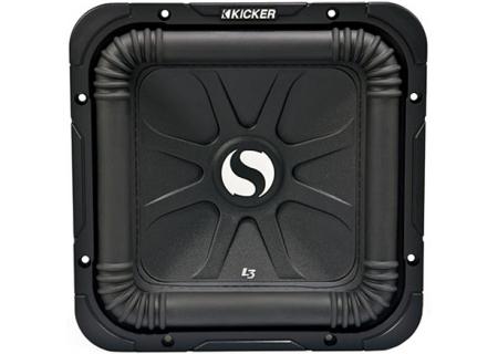 Kicker - 11S15L34 - Car Subwoofers