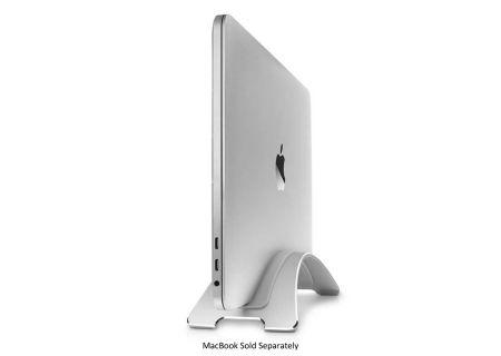 Twelve South Silver BookArc Vertical Desktop Stand for MacBook - 121505