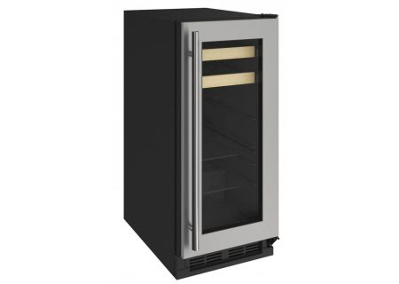 U-Line - U-1215BEVS-00A - Wine Refrigerators and Beverage Centers