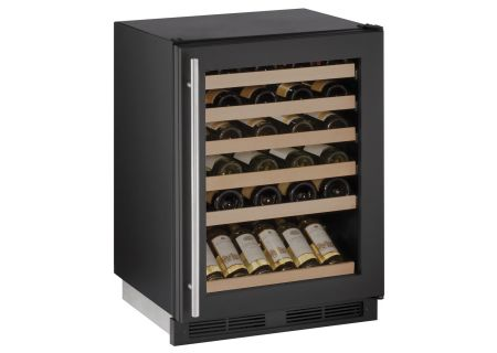 U-Line - U-1224WCB-00B - Wine Refrigerators and Beverage Centers