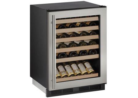 U-Line - U-1224WCS-13A - Wine Refrigerators and Beverage Centers