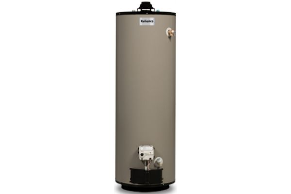 Large image of Reliance 50 Gallon Tall Natural Gas Water Heater - 1250NACT