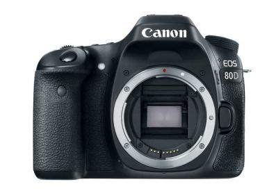 Canon EOS 80D Digtal SLR Camera Body - 1263C004