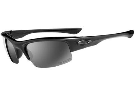 53e78587480 Oakley Bottlecap Polarized Sunglasses - Polished Black Black Iridium Finish  - 12-854