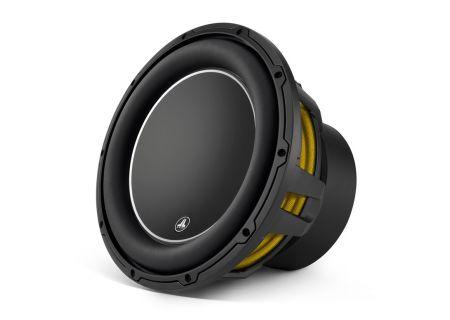 """JL Audio W6v3 12"""" Black Car Audio Subwoofer - 12W6V3-D4"""