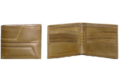 Tumi - 13033 BROWN - Mens Wallets