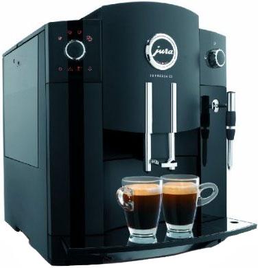 jura capresso coffee machine