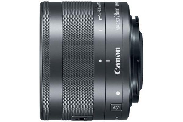 Large image of Canon EF-M 28mm F/3.5 IS STM Lens - 1362C002