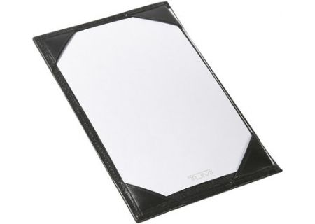 Tumi - 14139 BLACK - Passport Holders, Letter Pads, & Accessories