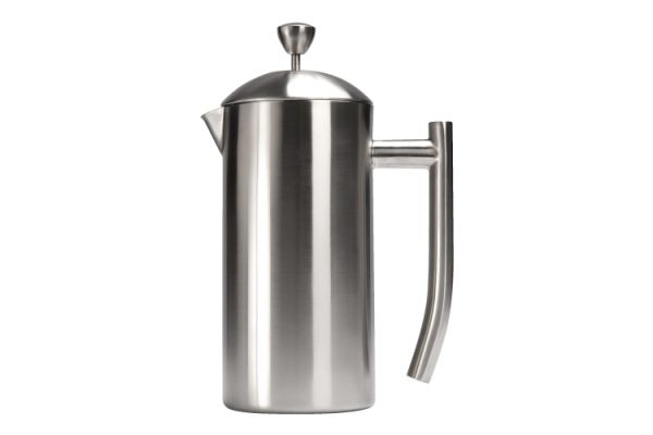 Large image of Frieling Brushed Stainless Steel 17 Oz. French Press  - 142F