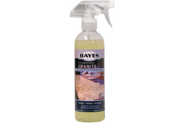Large image of Bayes Premium Granite Countertop Rejuvenator, 16 oz. - 145L