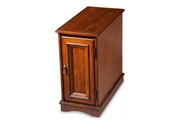 Large image of Butler Specialty Company Harling Cherry Chairside Chest - 1476024