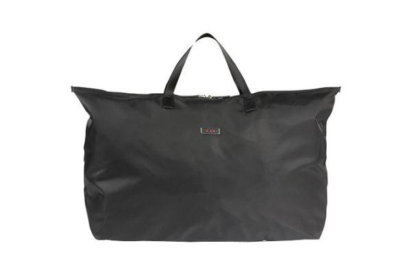 Tumi Black Just In Case Foldable Tote Bag - 14829