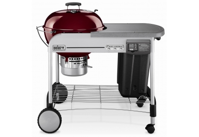 Weber - 1484001 - Charcoal Grills & Smokers