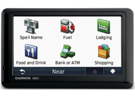 Garmin - 010-00810-02 - Portable GPS Navigation