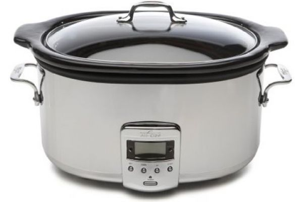 All Clad Stainless Electric Slow Cooker