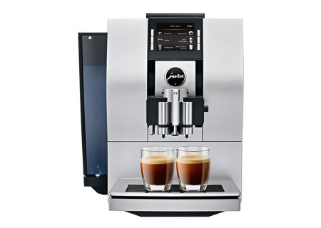 Jura Z6 Satin Silver Automatic Coffee Center - 15093