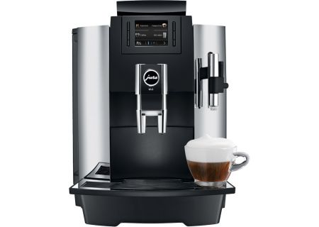 Jura-Capresso WE8 Chrome Espresso Machine  - 15145