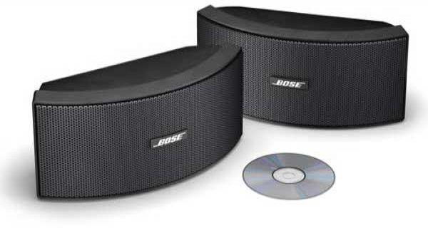 bose 151 se enviromental pair speakers 34103 abt. Black Bedroom Furniture Sets. Home Design Ideas