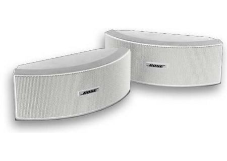 Bose 151 SE Enviromental Speakers - White - 34104