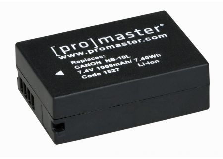 ProMaster - 1527 - Digital Camera Batteries & Chargers
