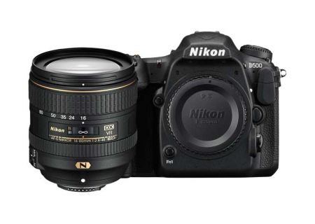 Nikon D500 DX 16-80mm VR Digital SLR Lens Kit  - 1560N