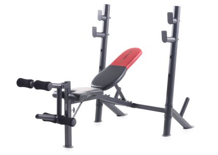 Pro-Form Weider Pro 345 Mid-Width Bench  - 15964