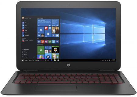 HP OMEN Onyx Black Gaming Laptop Computer - 15-AX210NR