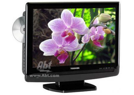 Toshiba - 15LV505 - TV DVD Combos