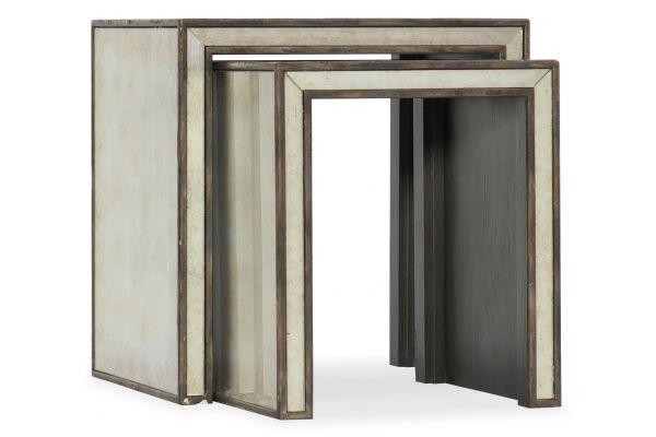 Large image of Hooker Furniture Arabella Nesting Tables - 1610-50002-EGLO
