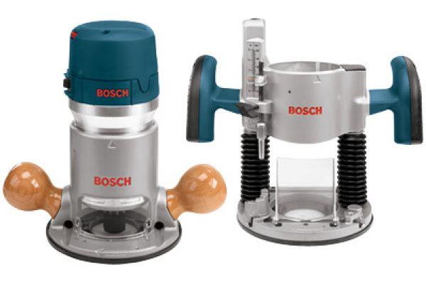Large image of Bosch Tools 2.25 HP VS Router Combo Kit - 1617EVSPK