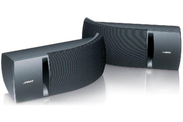 Large image of Bose 161 Speaker System - Black - 27027