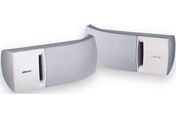 Bose 161 Speaker System - White - 27028