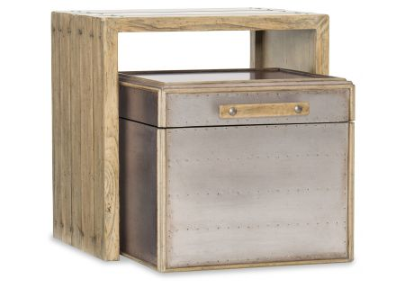 Hooker - 1620-50001-LTBR - Occasional & End Tables