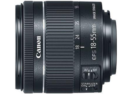 Canon EF-S 18-55mm f/4-5.6 IS STM Lens - 1620C002