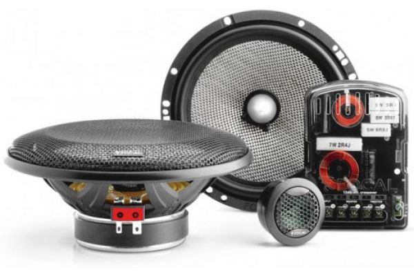 """Focal 6.5"""" 2-Way Component Kit (Pair) - 165 AS"""