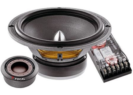 Focal - 165VR - 6 1/2 Inch Car Speakers