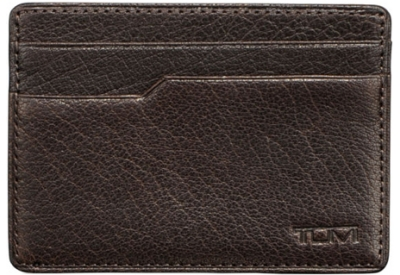 Tumi - 16651 BROWN - Mens Wallets