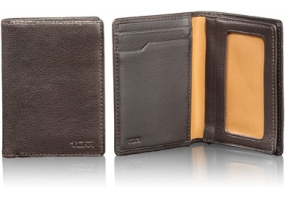 Tumi - 16656 BROWN - Men's Wallets