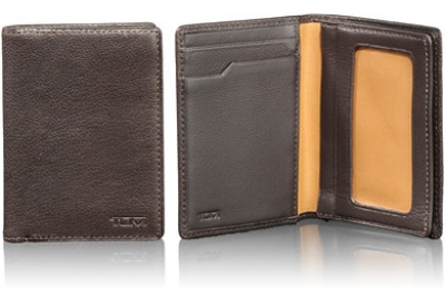 Tumi - 16656 BROWN - Mens Wallets