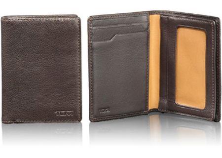 Tumi - 16656 BROWN - Mens Wallets